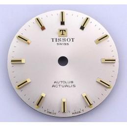 Cadran Tissot Autolub Actualis - 28,50 mm