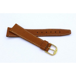 Tissot, leather strap 19 mm