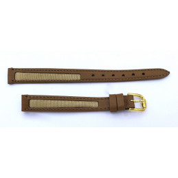 Tissot, woman leather strap 10 mm