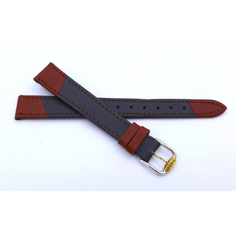 Tissot, woman leather strap 13 mm