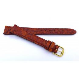 Tissot, bracelet femme en cuir 13 mm