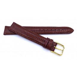 Tissot, bracelet femme en cuir 14 mm