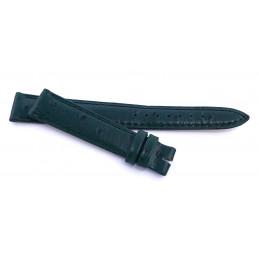 Tissot, woman leather strap 14  mm