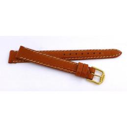 Tissot, woman leather strap 12 mm