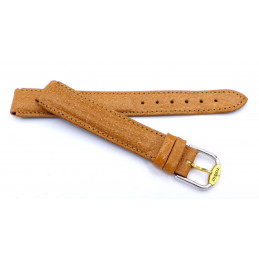Tissot, woman leather strap 15 mm