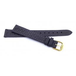 Tissot, bracelet femme cuir 13 mm