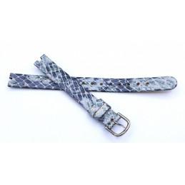 Tissot, bracelet femme cuir 10 mm