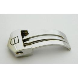 Boucle déployante acier TAG HEUER 18mm