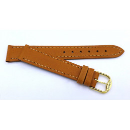TISSOT Leather  strap 17 mm