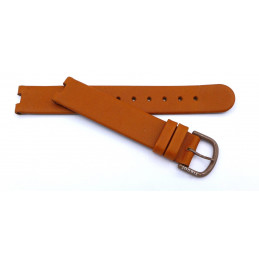 Tissot, leather strap 18 mm