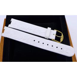 TISSOT bracelet cuir Rockwatch 16 mm