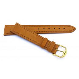 TISSOT bracelet cuir - 17 mm