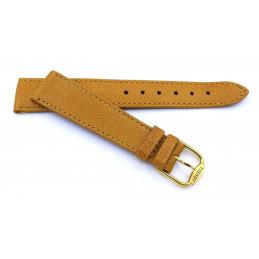 Tissot, leather strap 18 mm