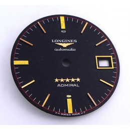 Longines Automatic Admiral dial