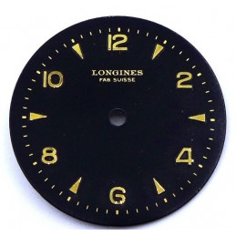 Longines dial 24 mm