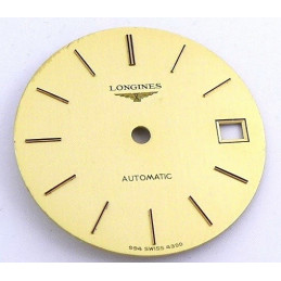 Longines Automatic dial