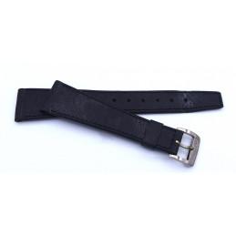 Tissot, bracelet cuir 19  mm