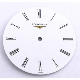 Longines dial 28,54 mm