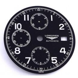 Cadran chrono Longines  Automatic 31,50 mm