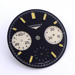 Cadran chrono Longines  28,48 mm
