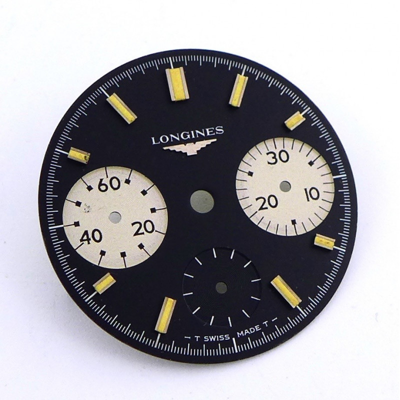 Longines chrono dial 28,48 mm