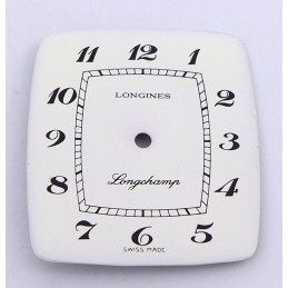 Cadran Longines Longchamp