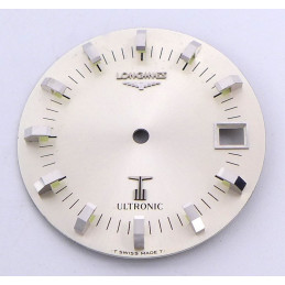 Longines Ultronic dial 31,55 mm