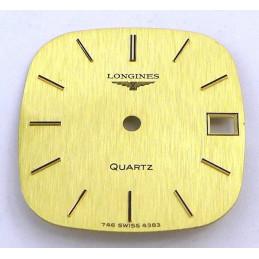 Longines quartz dial