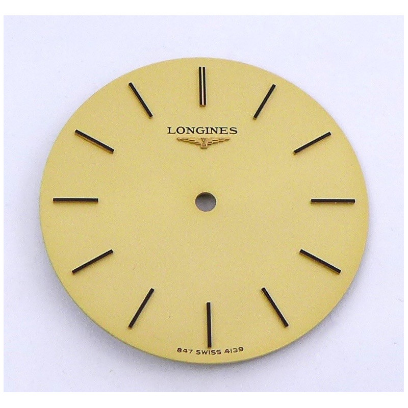 Longines dial 29,50  mm