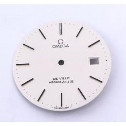 Omega De Ville Megaquartz 32 dial