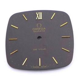 Omega Quartz De Ville dial