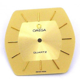 Omega Quartz dial