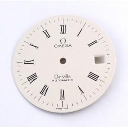 Omega De Ville Automatic dial