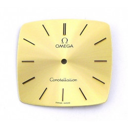 Omega Constellation dial