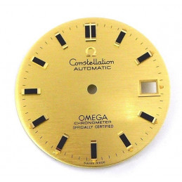 Omega Constellation Chronometer Automatic dial