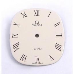 Omega De Ville dial