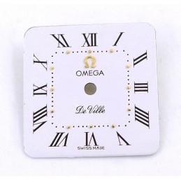 Omega De Ville woman dial