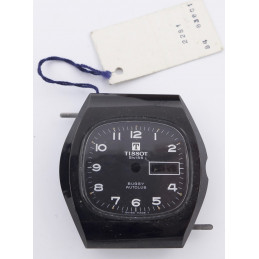 Tissot Buggy Autolub case & dial