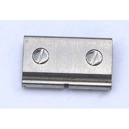 Cartier Santos steel link n° 8 - 13,60 mm