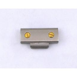 Cartier Santos gold/steel link 16.00 mm