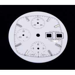Cadran chrono Longines Ultronic