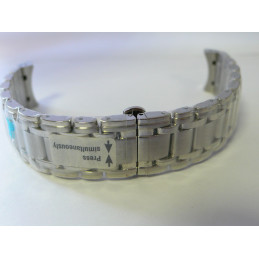 Bracelet ZENITH RAIMBOW acier 20mm