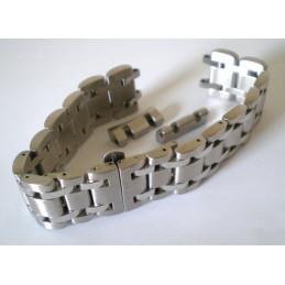 Bracelet ZENITH RAIMBOW acier 19mm