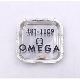 Omega, tirette, pièce 1109 cal 381