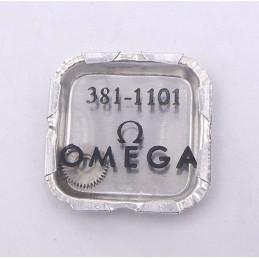 Omega, roue de couronne, pièce 1101 cal 381