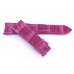 Bulgari bracelet croco 20 mm