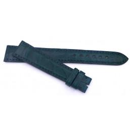 Omega, croco strap 17 mm