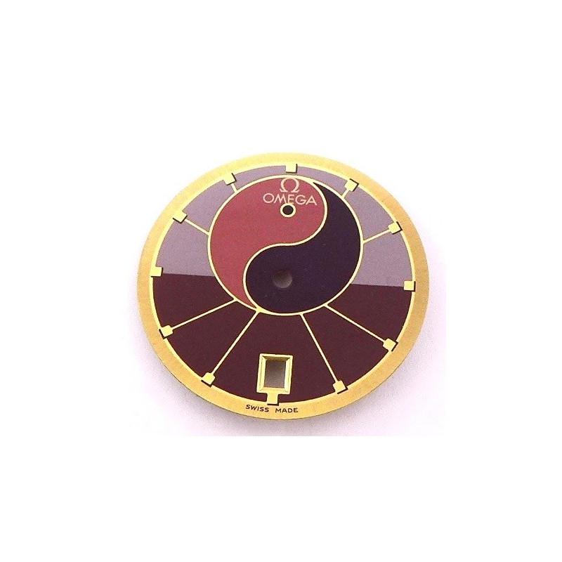 Omega dial