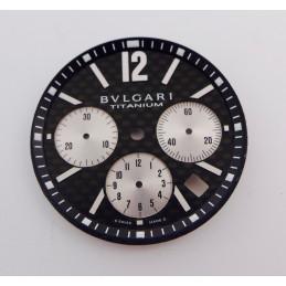Cadran Bulgari Chronographe