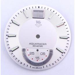 Aquaracer Tag Heuer dial
